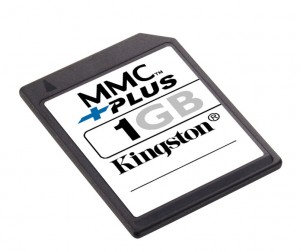 Kingston MMCPlus