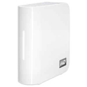 WD MyBook World Edition