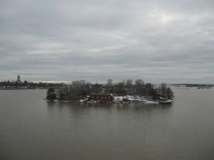 остров у Стокгольма