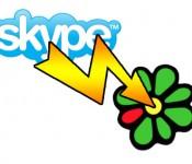 Skype vs. ICQ