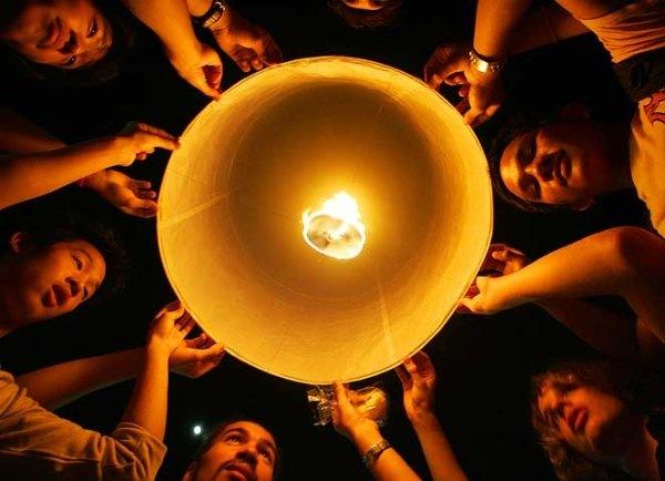 волшебный фонарик