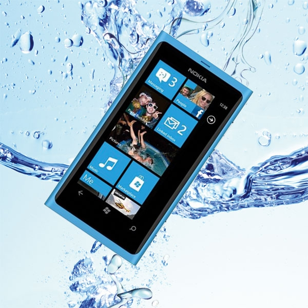водоотталкивающее покрытие Nokia
