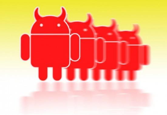 Зараза на Android