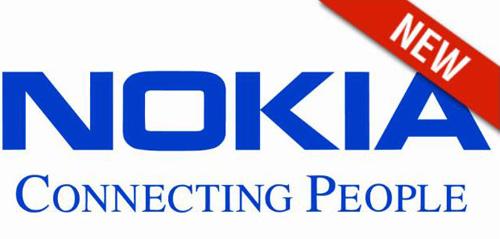 логотип Nokia New