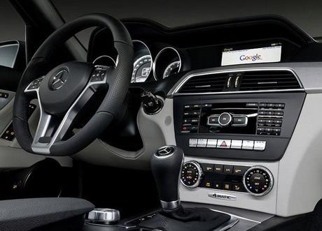 Автомобильный ПК Mercedes