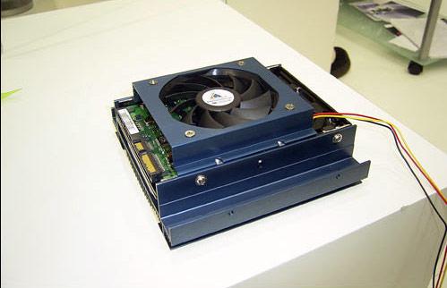 самодельное охлаждение HDD