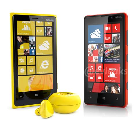 Lumia 920 и 820