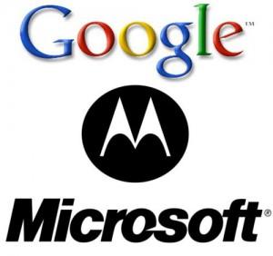 Microsoft судится против Motorola и Google в Германии