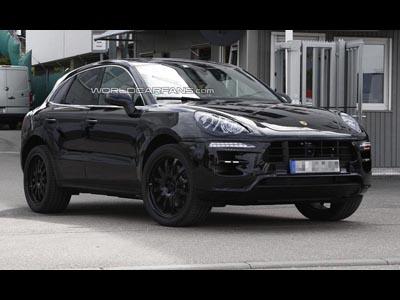 Macan от Porsche