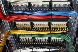 монтаж и обслуживание сети