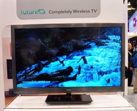 беспроводной телевизор Haier