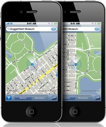 Google Maps для iOS