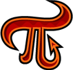 логотип Пи