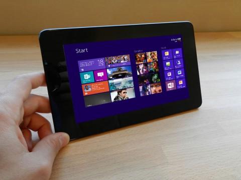 планшет на Windows 8