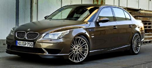 BMW M5: 507