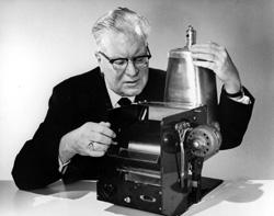 Честер Карлсон и первый ксерокс