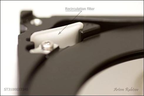 фильтр рециркуляции