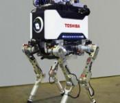 робот Toshiba