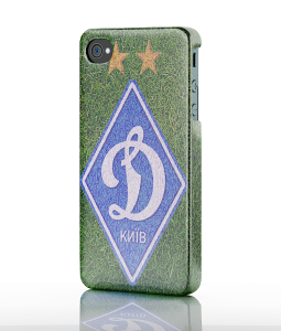 "чехлы Loookcases для iPhone 5, iPad 3 с логотипом ""Динамо"""