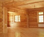Настил деревянных полов