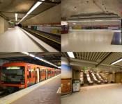 метрополитены мира