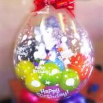Упаковочный воздушный шар