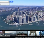 новые карты Google