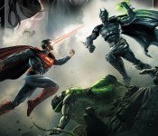 Injustice: Gods Among-Us