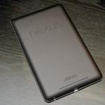 Nexus 7 сзади