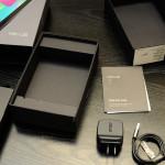 скромная комплектация Nexus 7