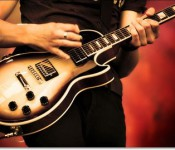 рок-гитара