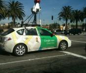 Машина Google Street View