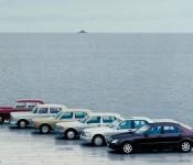 эволюция Mercedes S-Klasse