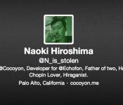 Twitter @N
