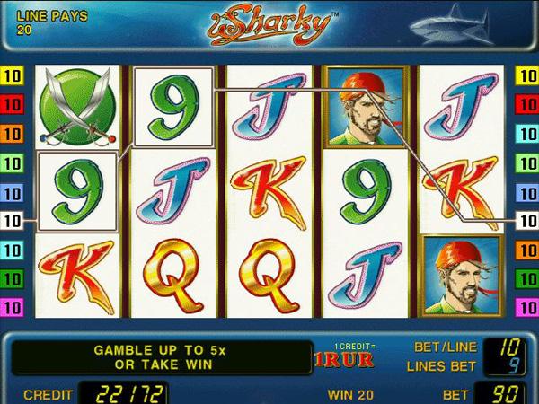 играть бесплатно в казино