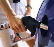 Поддельный бензин