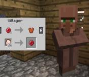 Торговля в MineCraft