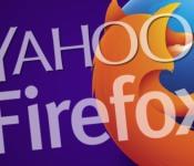 Yahoo и Firefox