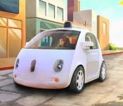 прототип автомобиля Google