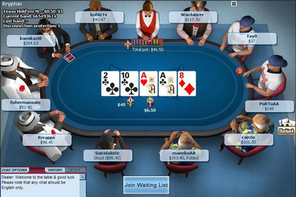 покер