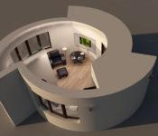 Дома из 3D-принтера