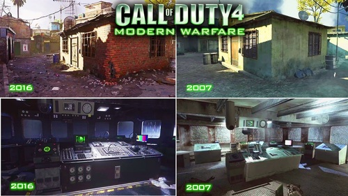 Call of Duty 4: Remastered