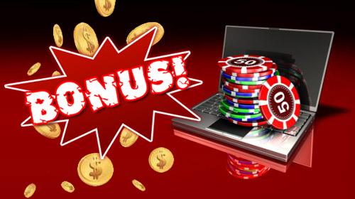 бонусы интернет-казино